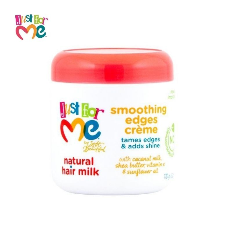 Just For Me Natural Hair Milk Smooth Edges Crème