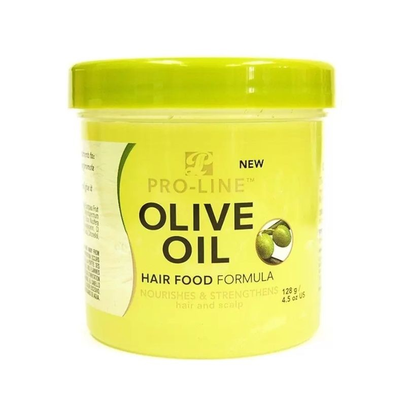 Pro Line Olive Oil Hair Food Formula