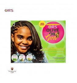 ORS Kit Défrisant Olive Oil Girls