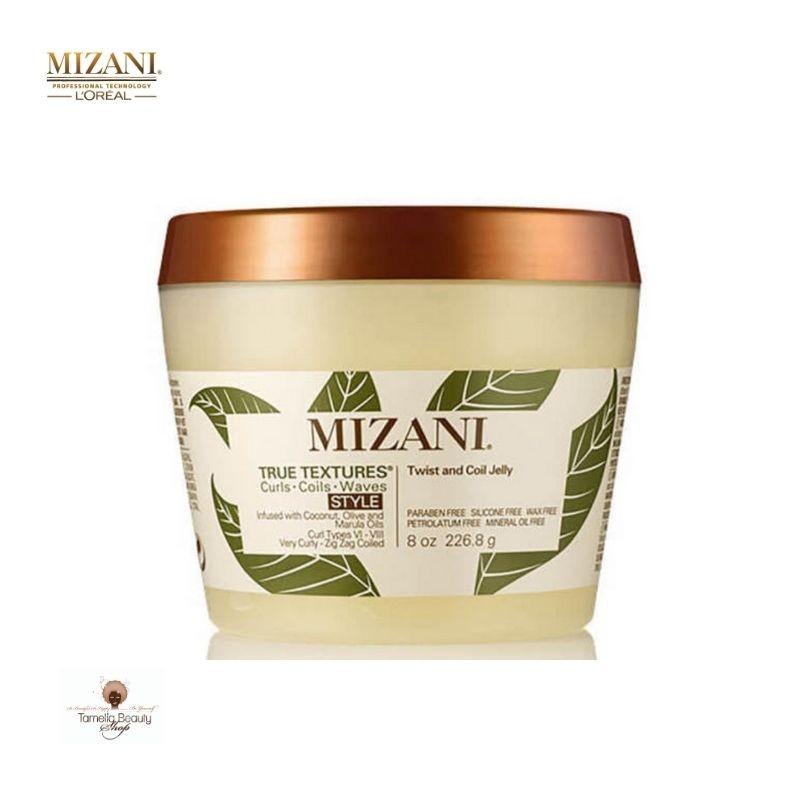 Mizani True Textures Twist and Coil Jelly pour des boucles p