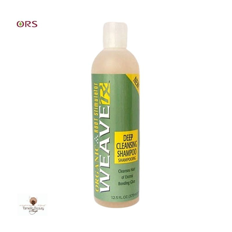 ORS Weave RX Deep Cleansing shampoo