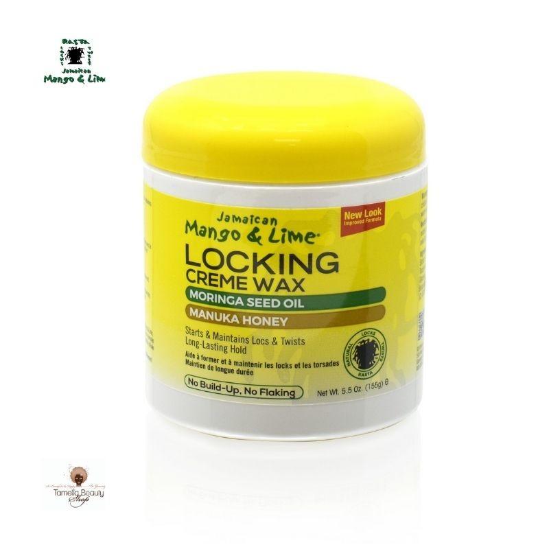 Locking Creme Wax Jamaican Mango and Lime