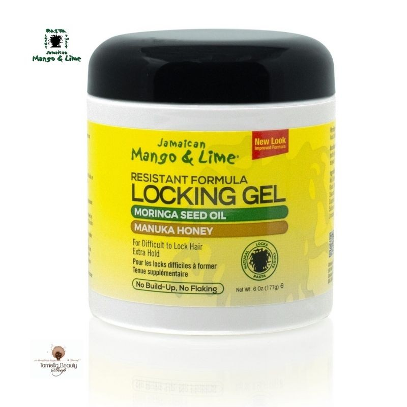 Locking Gel Jamaican Mango and Lime