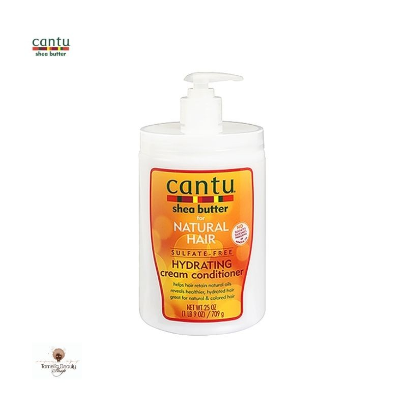 Cantu Natural Hair Sulfate-free Hydrating Cream Conditioner Salon Size