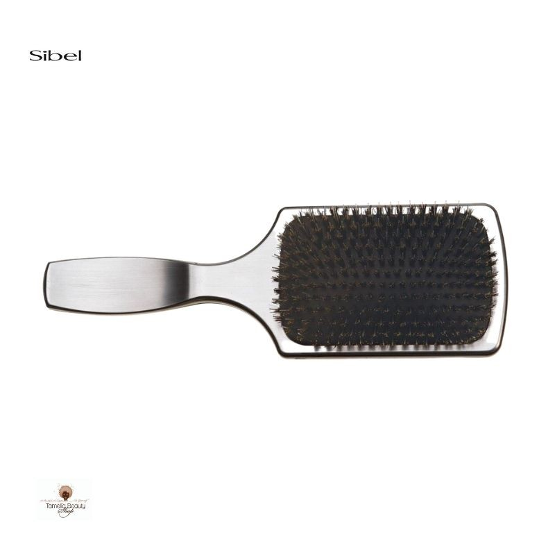 Sibel Paddle Pneumatic Hair Brush