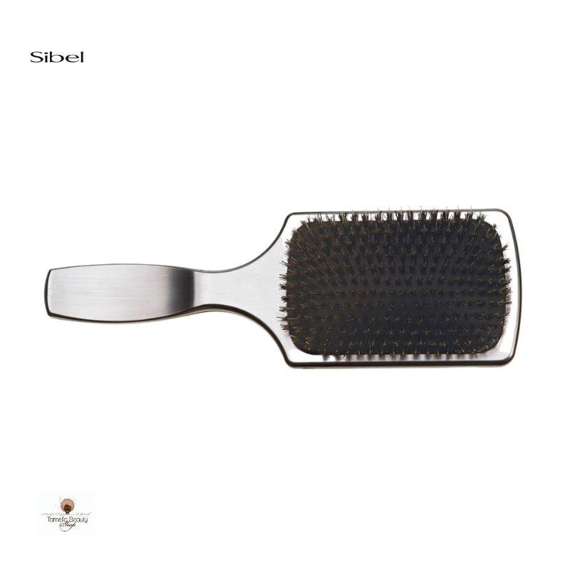 Sibel Paddle Pneumatic Hair Brush