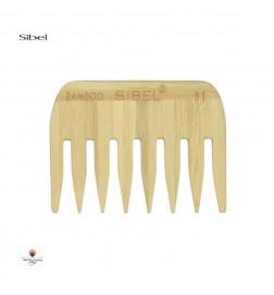 Sibel Peigne Bambou Dents Larges