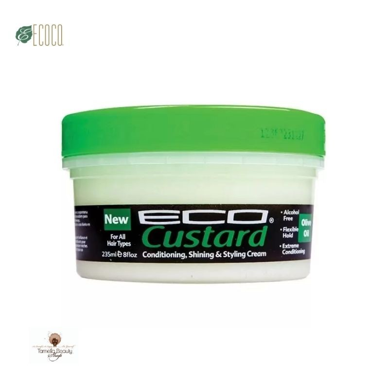 Eco Crème Coiffante à l'huile d'olive