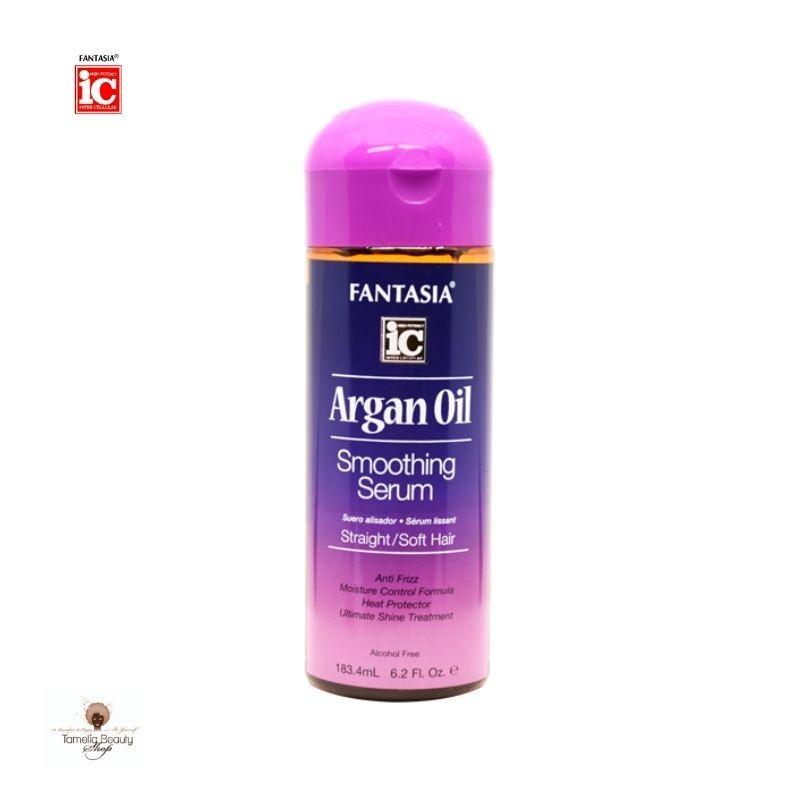 Ic Fantasia Argan Oil Smoothing Serum