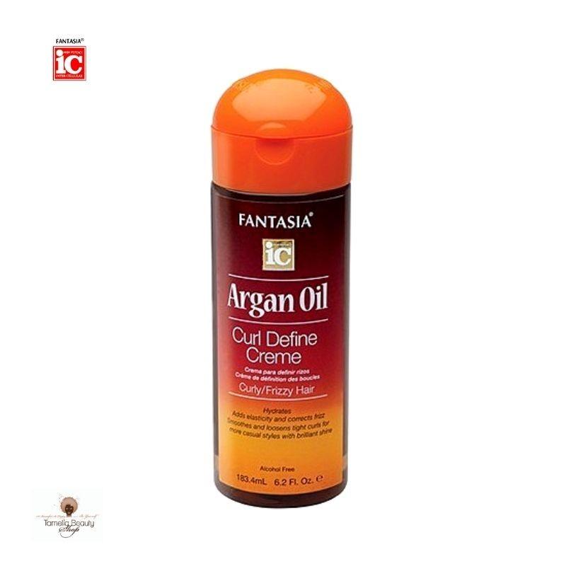 Ic Fantasia Argan Oil Curl Define Creme