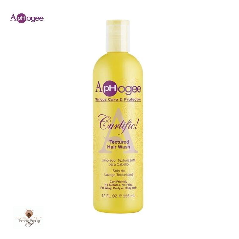 Aphogee Curlific Textured Hair Wash - Soin de Lavage Texturisant