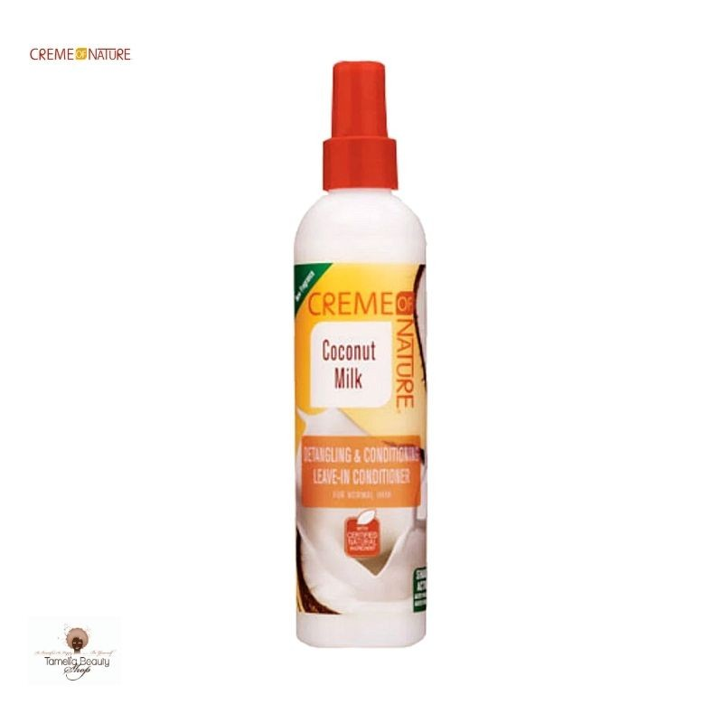Coconut Milk Detangling & Conditioning Leave in conditioner