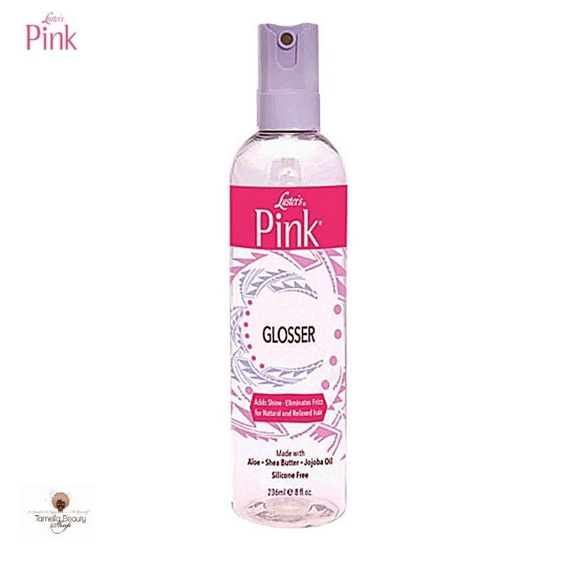 Pink Luster's Glosser