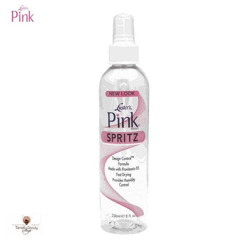 Pink Luster's Spritz