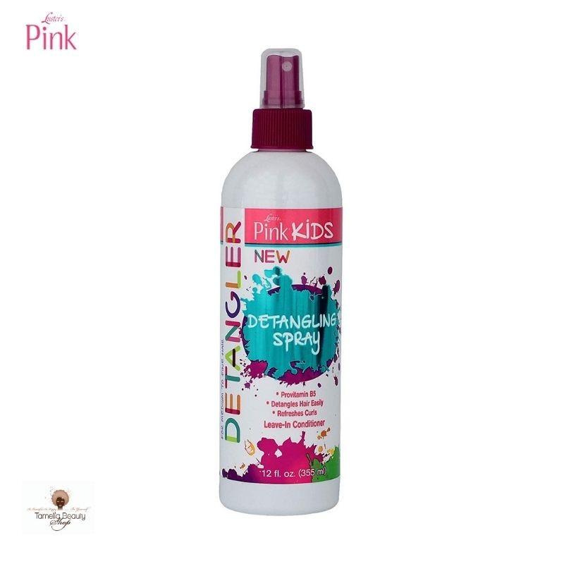Pink Luster's Kids Detangling Spray