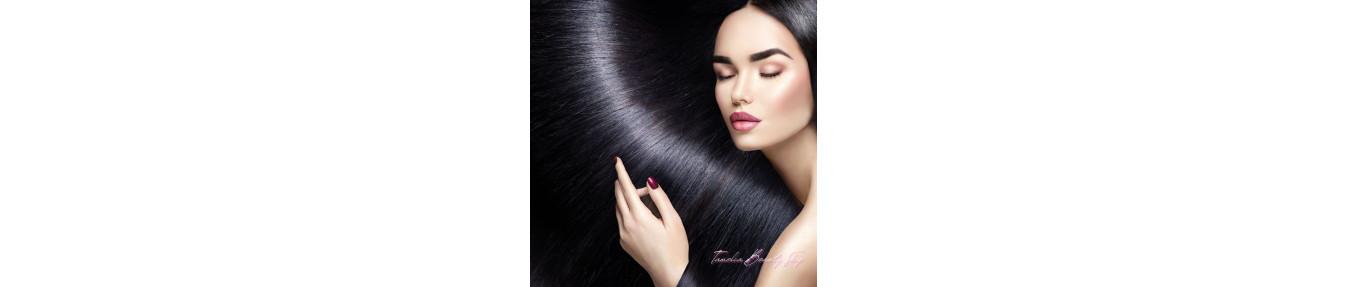Défrisant cheveux de femme
