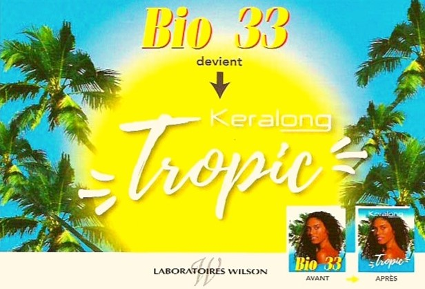 Bio 33 devient Tropic